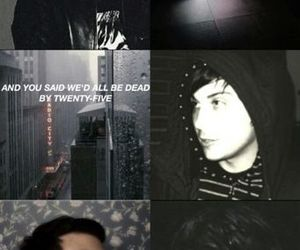 my chemical romance, frerard, and frank image
