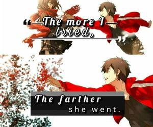 anime, crush, and anime quotes image