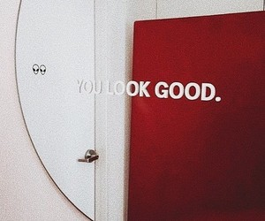 good, i, and looking image