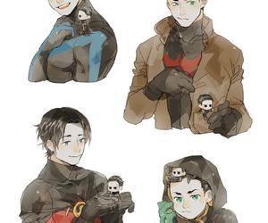robin and batman image