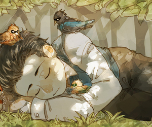 batfamily, bruch w, and bird robin image