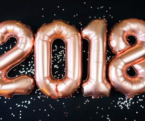 2018, article, and new year image
