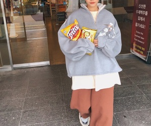 90s, Balenciaga, and chips image