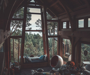 house, nature, and tumblr image