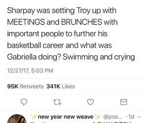 high school musical and sharpay image