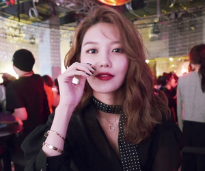 sooyoung, girls generation, and snsd image