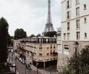 architecture, background, and paris image