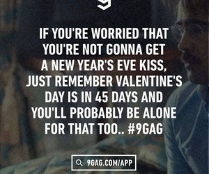 funny, new year, and quotes image