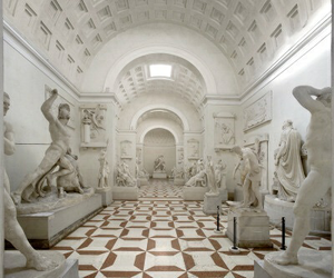 white, art, and museum image