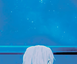phone wallpaper, shouko nishimiya, and knkedit image