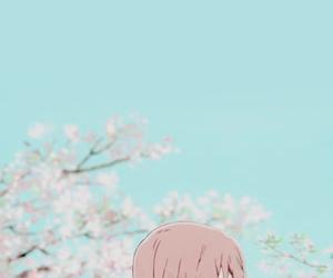 phone wallpaper, my edits, and koe no katachi image