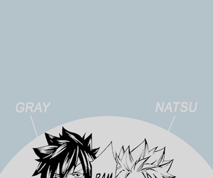 gray fullbuster, fairy tail wallpapers, and ftedits image