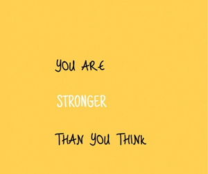 yellow and quotes image