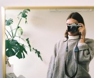 analog, camera, and film image