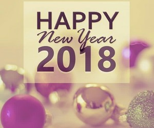 new year's eve, happy new year 2018, and new year 2018 image