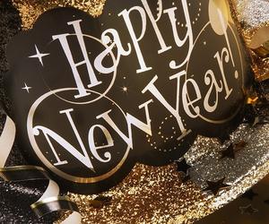 happy new year, we heart it, and like+bonito+bello image