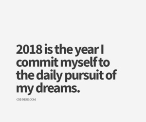 dreams, goals, and new year image