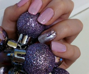 manicure, beautiful nails, and nails image