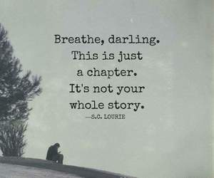 breathe, chapter, and story image