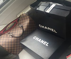 bags, box, and fancy image