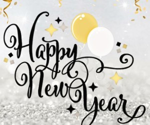 celebrate, happy new year, and party image