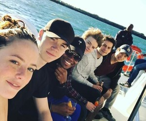 family, KAYA SCODELARIO, and will poulter image