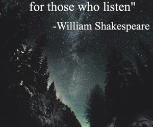 quotes, earth, and listen image