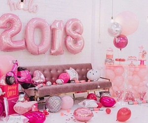 article, balloons, and party image