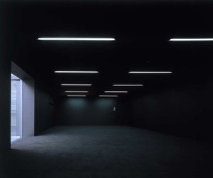 dark, black, and glow image