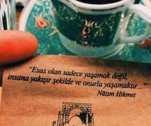 nazım hikmet ran, alıntı, and nhr image