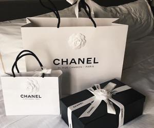 chanel, girl, and bag image