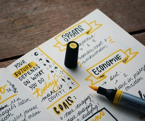 goals, journaling ideas, and inspiration image