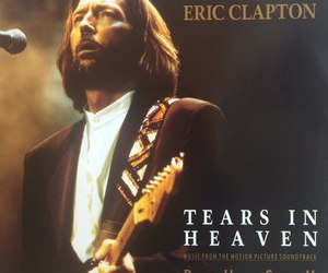 eric clapton and tears in heaven image
