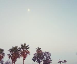 good, mallorca, and moon image