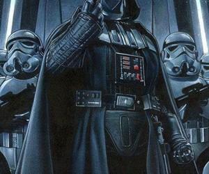 darth vader, star wars, and wallpaper image