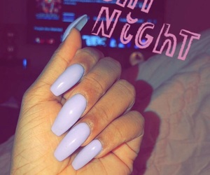 nails and snapchat image
