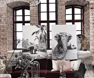 architecture, brick, and decor image