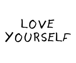 inspiration, self love, and love image