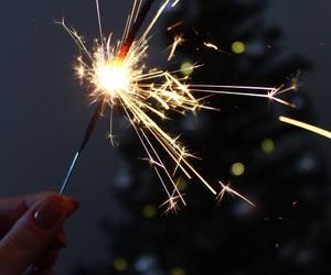 fairy, happy new year, and joy image