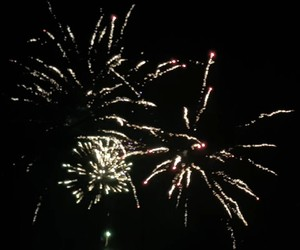 fireworks, happy new year, and new year image