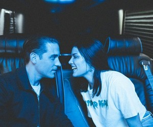 halsey, g eazy, and couple image