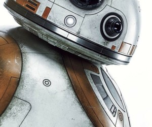 star wars, bb-8, and wallpaper image