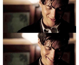 cillian murphy, handsome, and smiling image