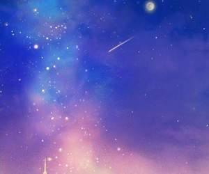 sailor moon, anime, and sky image
