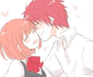 anime, ittoki otoya, and haruka nanami image