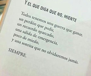 book, frases, and amor image