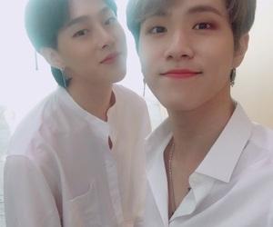 jbj, hyunbin, and donghan image