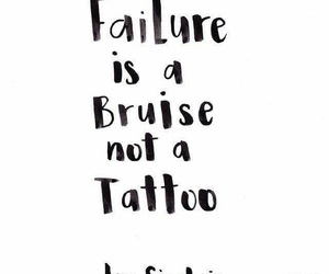 quotes, words, and failure image