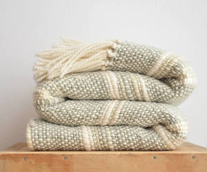 etsy, valentines day gift, and wool throw blanket image