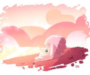 steven universe and rose cuarzo image